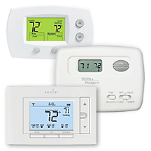 hvacr thermostats and wifi thermostats