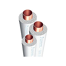 hvac copper tubing insulation