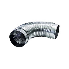 hvac ducting aluminum pipe