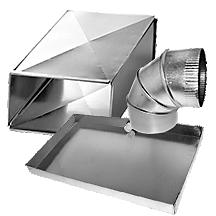 hvac/r ducting and sheet metal