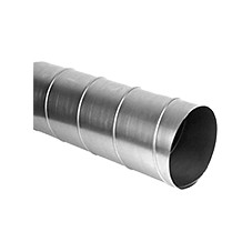 hvac ducting spiral pipe