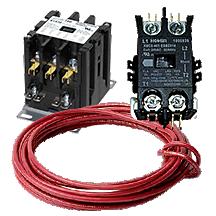 hvac/r electrical supplies