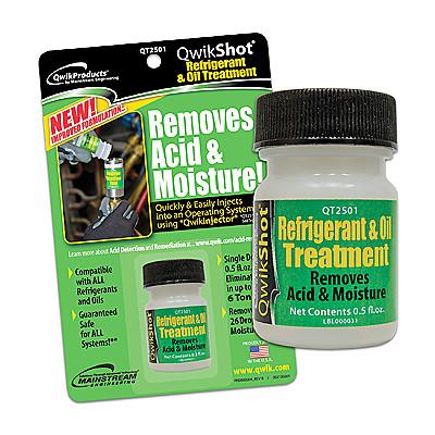 hvac acid oil test kits