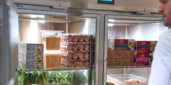 Commercial Refrigeration Reach In Unit Coolers and Evaporators