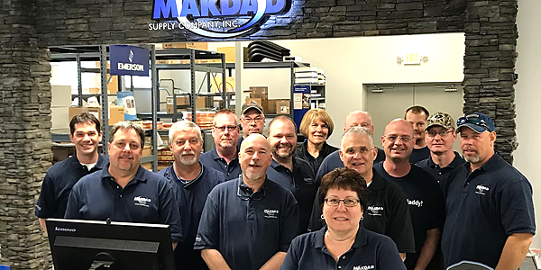 makdad supply is now part of baker distributing company