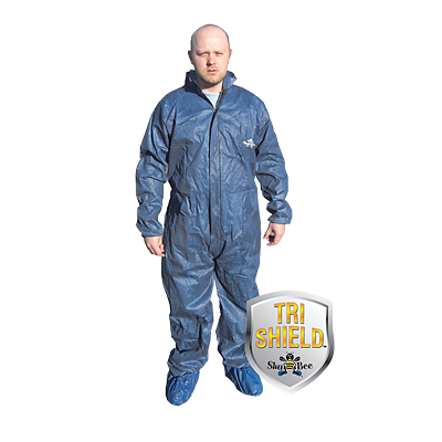hvac safety coveralls