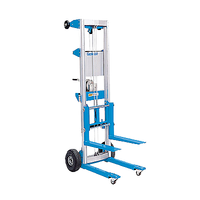 hvac safety ladders and lifts