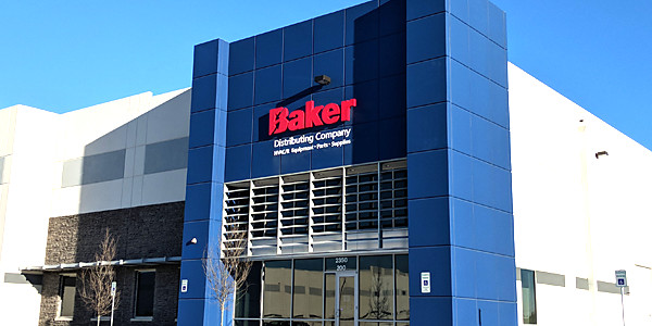 Baker Distribution Center Arlington Texas
