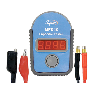 hvac tools capacitor tester instruments