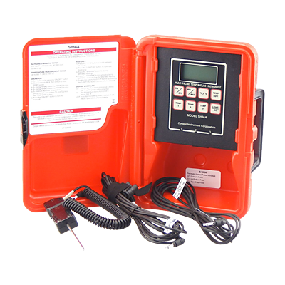 hvac testing instruments and temperature and humidity instruments