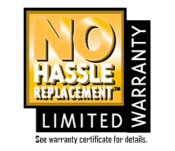 icp no hassle warranty