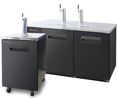 blue air BDD Series Beer Keg Coolers