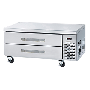 blue air refrigerated chef bases