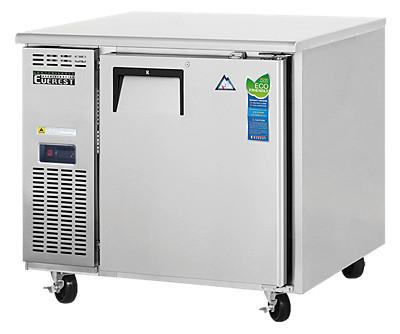Everest ET / ETB series undercounter refrigerators