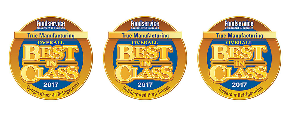 true best in class commercial refrigeration equipment