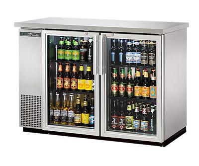 true tbb underbar refrigerators