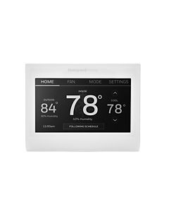 Honeywell - TH9320WF5003/U - Wi-Fi 9000 Color Touchscreen Thermostat