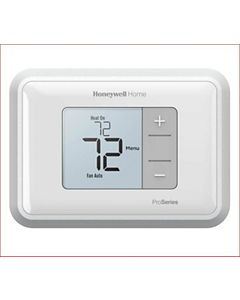 Honeywell - TH3210U2004/U - Non-Programmable Digital Thermostat, 2H/1C for Heat Pump