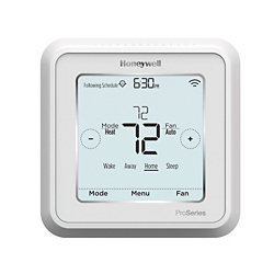 honeywell T6 wifi thermostat