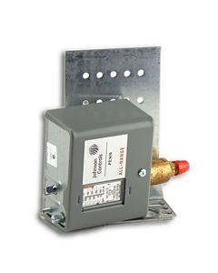 Johnson Controls - P170AA-118C - Pressure Control; 100/400# PSIG 5 Bu Differential. Adjustment 35/200# PSI