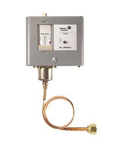 Johnson Controls - P70AA-118C - High Pressure/Condenser Fan Cycling Control