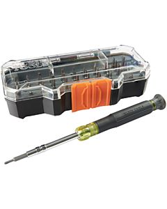 Klein Tools® - 32717 - All-in-1 Precision Screwdriver Set