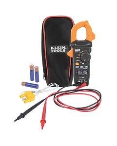 Klein Tools® - CL390 - AC/DC Digital Clamp Meter