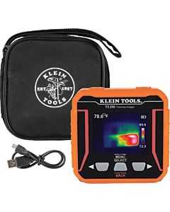 Klein Tools® - TI250 - Rechargeable Thermal Imager