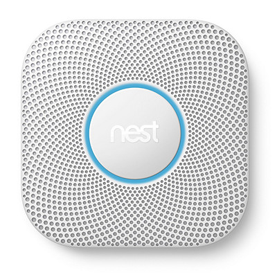 Nest - S3004PWBUS - Nest Protect 2nd Generation Smoke and Carbon