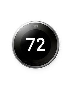 Nest - T3008US - Nest Learning Thermostat-3rd Generation