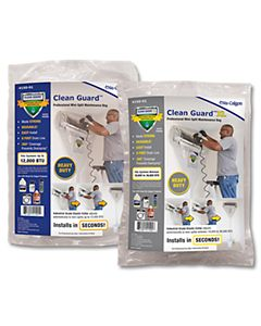 Nu-Calgon - 4150-01 - Clean Guard reusable maintenance bags to clean wall-mounted mini-splits up to 12K