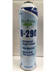 Nu-Calgon - 4175-20 - Ecopure Refrigerant (Propane), R-290 13oz. Canister