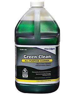 Nu-Calgon - 4186-08 - Green Clean, 1 Gallon