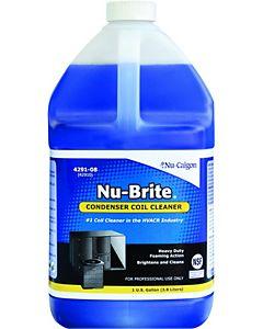 Nu-Calgon - 4291-08 - Nu-Brite® Coil Cleaner, 1 Gallon