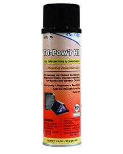 Nu-Calgon - 4371-75 - Tri-Pow'r HD Coil Cleaner, Aerosol, 19 Ounce Can