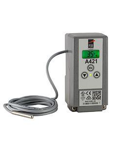 Johnson Controls - A421ABC-02C - Digital Electronic Temperature Control, NEMA1, 120VAC