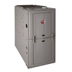 rheem residential hvac furnaces