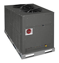 rheem Commercial split system air conditioners
