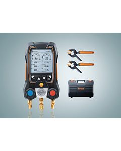 testo - 0564 5502 01 - testo 550s Smart Digital Manifold