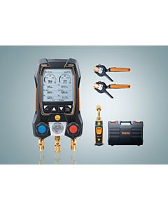 testo - 0564 5504 01 - testo 550s Smart Digital Manifold with Vacuum