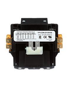 TRADEPRO® - TP-CON-2/120/30 - 2 Pole 120 Volt 30 Amp Contactor