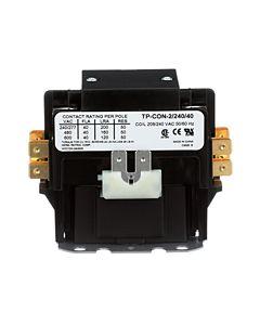 TRADEPRO® - TP-CON-2/240/40 - 2 Pole 240 Volt 40 Amp Contactor