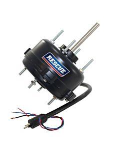U.S. Motors - EC5408E - 30-50 Watt HP, 2 Speed, 115/230V, ECM Walk-in RESCUE® Evaporator Motor (TEAO)